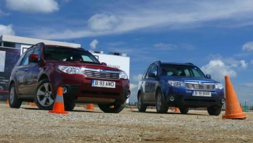 Peste 600 de fani Subaru au testat modelele japoneze la Bucuresti25748