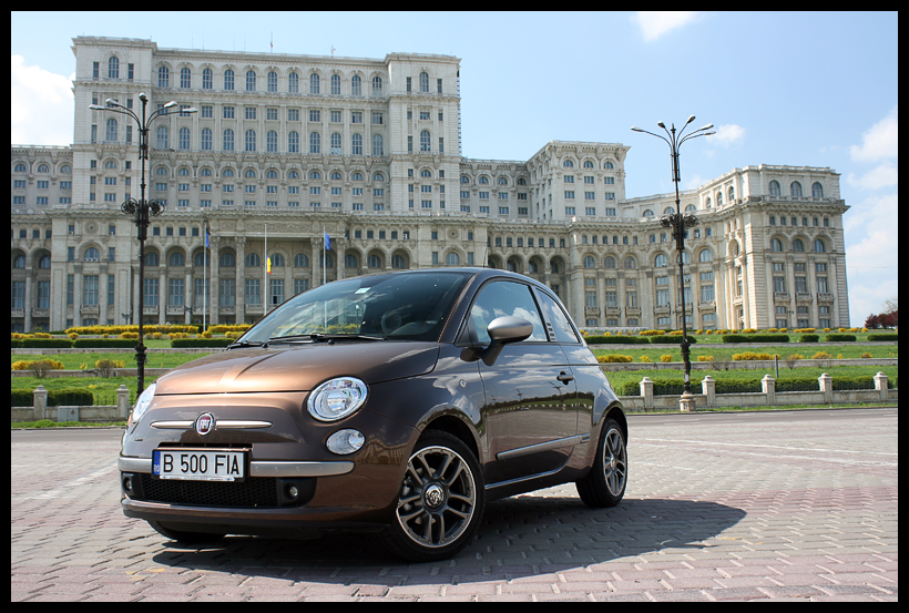 foto fiat 500 by diesel 48575. Black Bedroom Furniture Sets. Home Design Ideas