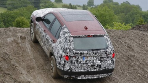 Primele detalii oficiale despre noul BMW X325708