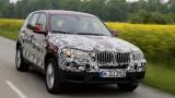 Primele detalii oficiale despre noul BMW X325701