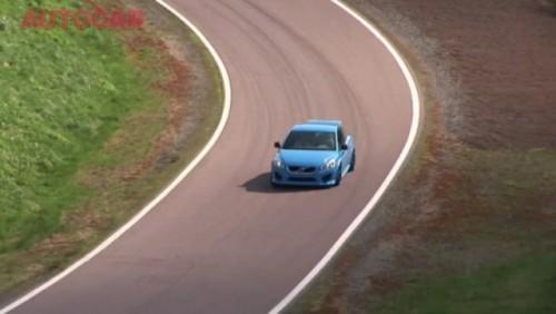 VIDEO: Autocar testeaza modelul Volvo C30 Polestar25700