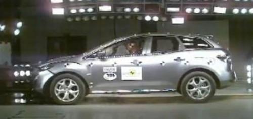VIDEO: Mazda CX-7, doar 4 stele la Euro NCAP25694