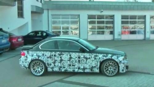 BMW va lansa o versiune M a Seriei 125686