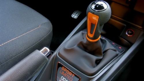 Iata noua editie limitata Seat Ibiza SC Sports Limited!25658
