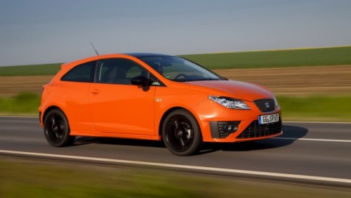 Iata noua editie limitata Seat Ibiza SC Sports Limited!25661