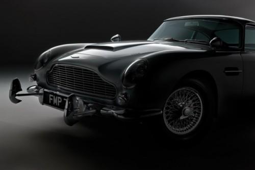 Originalul Aston Martin DB5 din James Bond, scos la licitatie25628