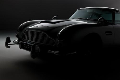 Originalul Aston Martin DB5 din James Bond, scos la licitatie25629