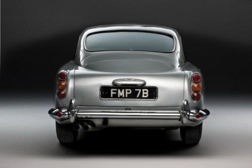 Originalul Aston Martin DB5 din James Bond, scos la licitatie25635