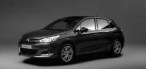 VIDEO: Noul Citroen C4 se prezinta25621