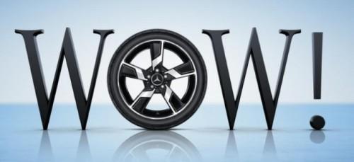 Noua gama de anvelope si roti Mercedes: WOW25620