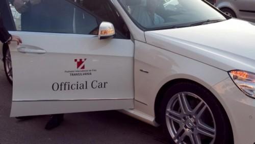 Mercedes este partenerul TIFF 201025591