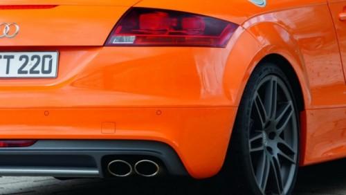 Audi prezinta noi imagini ale modelului Audi TTS25559