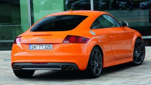 Audi prezinta noi imagini ale modelului Audi TTS25571