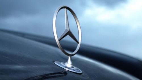 Mercedes va construi masini electrice pentru China25556