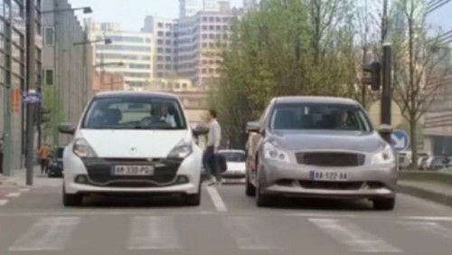 VIDEO: Noile reclame Renault Clio RS25555