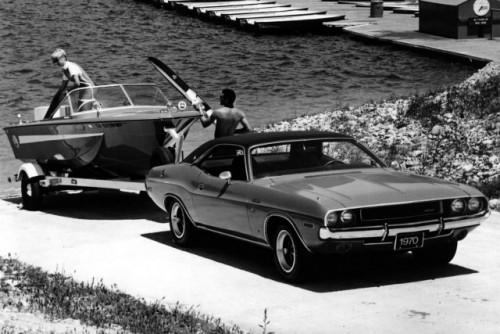 Dodge Challenger implineste 40 de ani25513