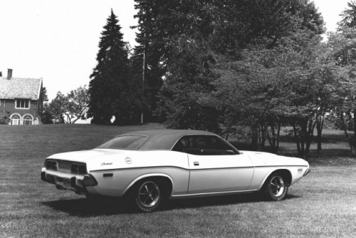 Dodge Challenger implineste 40 de ani25528