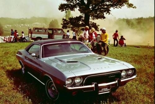 Dodge Challenger implineste 40 de ani25529
