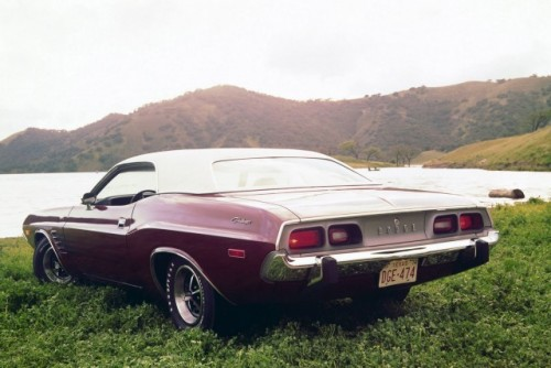 Dodge Challenger implineste 40 de ani25532