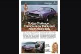 Dodge Challenger implineste 40 de ani25508