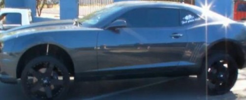 VIDEO: Camaro SS cu suspensii hidraulice25494