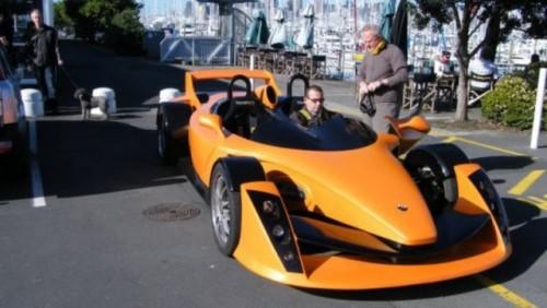 Hulme CanAm: Supercar-ul neo-zeelandez de 600 CP25486