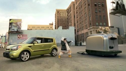 VIDEO: Kia prezinta noua reclama pentru modelul Soul25476