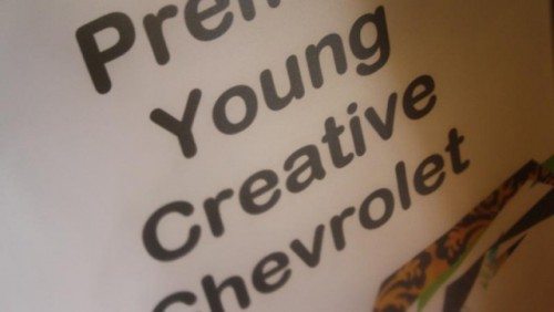 Galerie Foto: Young Creative Chevrolet25444