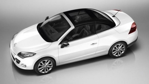 Renault a prezentat lista de preturi a noului Renault Megane CC25433
