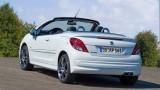 Iata noua editie limitata Peugeot 207CC Black & White25414