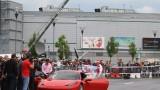 Galerie Foto: Fisichella a facut o demonstratie cu Ferrari 458 Italia in Romania25348