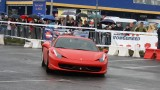 Galerie Foto: Fisichella a facut o demonstratie cu Ferrari 458 Italia in Romania25349