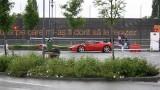 Galerie Foto: Fisichella a facut o demonstratie cu Ferrari 458 Italia in Romania25373