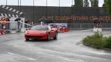 Galerie Foto: Fisichella a facut o demonstratie cu Ferrari 458 Italia in Romania25375