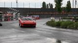 Galerie Foto: Fisichella a facut o demonstratie cu Ferrari 458 Italia in Romania25376