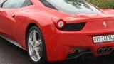 Galerie Foto: Fisichella a facut o demonstratie cu Ferrari 458 Italia in Romania25386