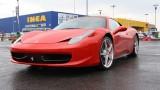 Galerie Foto: Fisichella a facut o demonstratie cu Ferrari 458 Italia in Romania25389