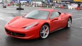 Galerie Foto: Fisichella a facut o demonstratie cu Ferrari 458 Italia in Romania25393