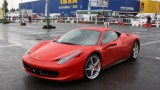Galerie Foto: Fisichella a facut o demonstratie cu Ferrari 458 Italia in Romania25394