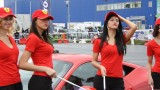 Galerie Foto: Fisichella a facut o demonstratie cu Ferrari 458 Italia in Romania25396