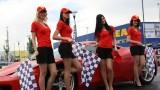 Galerie Foto: Fisichella a facut o demonstratie cu Ferrari 458 Italia in Romania25400