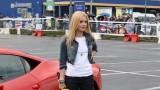 Galerie Foto: Fisichella a facut o demonstratie cu Ferrari 458 Italia in Romania25401