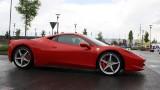 Galerie Foto: Fisichella a facut o demonstratie cu Ferrari 458 Italia in Romania25362