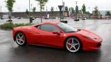 Galerie Foto: Fisichella a facut o demonstratie cu Ferrari 458 Italia in Romania25363