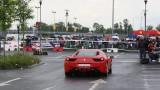 Galerie Foto: Fisichella a facut o demonstratie cu Ferrari 458 Italia in Romania25365