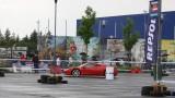 Galerie Foto: Fisichella a facut o demonstratie cu Ferrari 458 Italia in Romania25372
