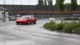Galerie Foto: Fisichella a facut o demonstratie cu Ferrari 458 Italia in Romania25374