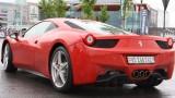 Galerie Foto: Fisichella a facut o demonstratie cu Ferrari 458 Italia in Romania25385