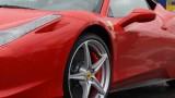 Galerie Foto: Fisichella a facut o demonstratie cu Ferrari 458 Italia in Romania25387
