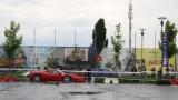 Galerie Foto: Fisichella a facut o demonstratie cu Ferrari 458 Italia in Romania25406
